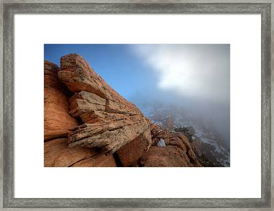 Morning Mystery Framed Print by Kiril Kirkov