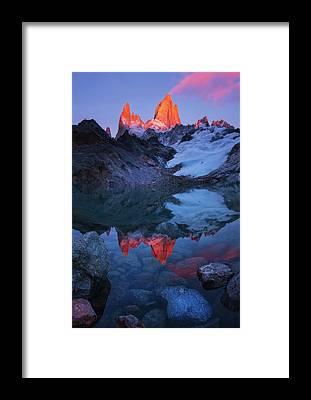 Argentina Framed Prints