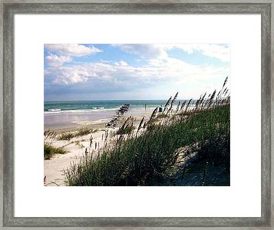 Morning Peace Framed Print by James McAdams