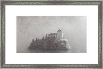 Morning Prayer Framed Print by Mark  Reep