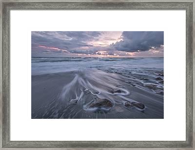 Morning Proclamation Framed Print by Jon Glaser