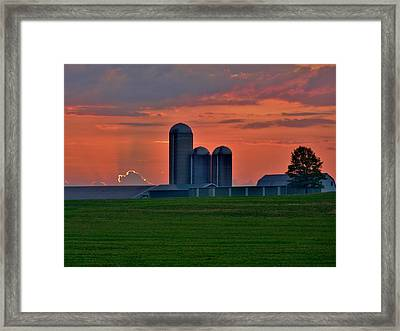 Morning Promise Framed Print