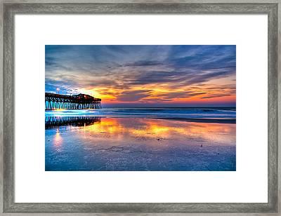 Morning Reflections Framed Print