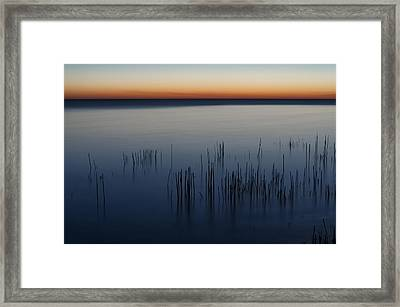 Morning Framed Print by Scott Norris