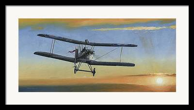 Se5a Framed Prints