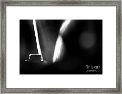 Framed Print featuring the photograph Morning by Steven Macanka