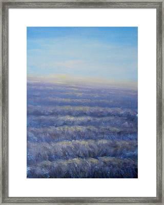 Morning Sun Framed Print by Jane  See