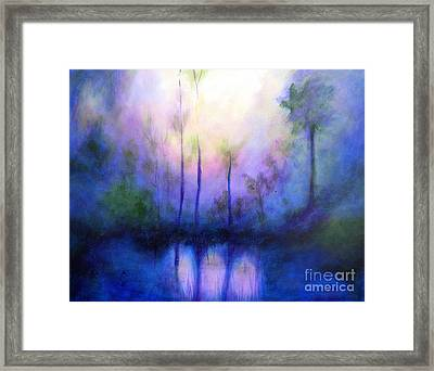Morning Symphony Framed Print