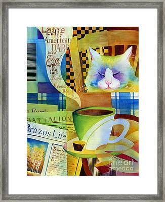 Morning Table Framed Print