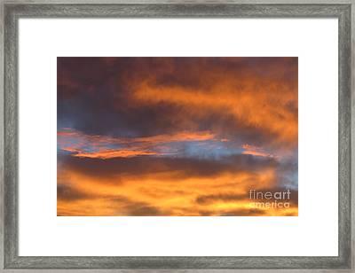 Morning Twilight Framed Print by Michal Boubin