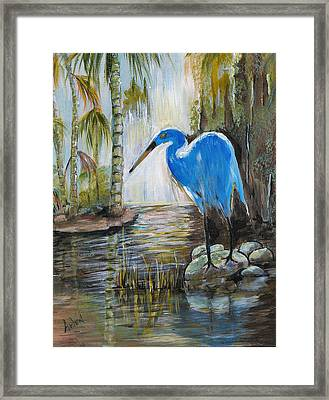 Morning Watch Framed Print