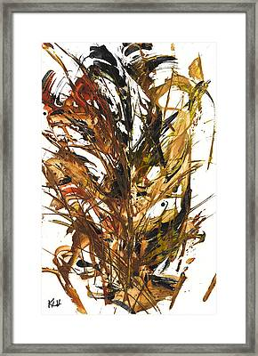 Mornings's Liquid Sunshine 11.030411 Framed Print by Kris Haas