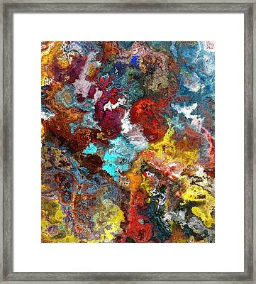 Moroccan Night Framed Print by Jury Onyxman