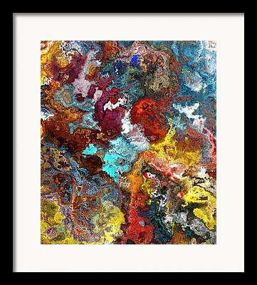 Wonderfull Digital Art Framed Prints