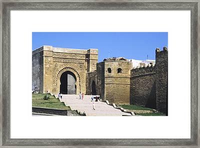 Morocco. Rabat-sal�-zemmour-zaer Framed Print by Everett