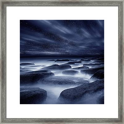 Morpheus Kingdom Framed Print