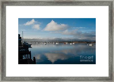 Morro Bay - 2433 Framed Print