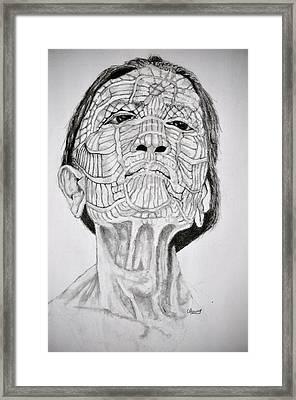 Morro Old Woman Framed Print by Glenn Calloway