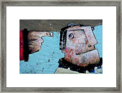Mortalis No. 16 Framed Print