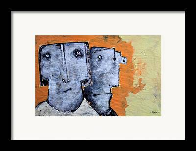 Outsider Framed Prints