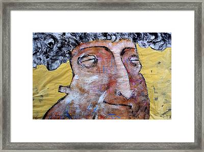 Mortalis No. 18 Framed Print