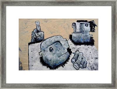 Mortalis No 9 Framed Print