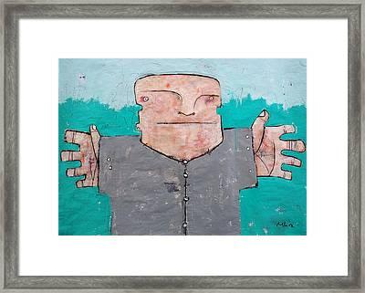 Mortalis_2 Framed Print by Mark M  Mellon