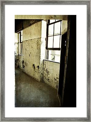 Morton Hotel Interior Framed Print