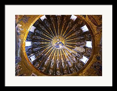 Eastern Orthodox Framed Prints