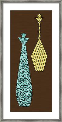 Mosaics 1 Framed Print