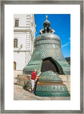 Moscow Kremlin Tour - 48 Of 70 Framed Print by Alexander Senin