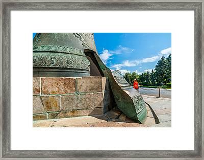 Moscow Kremlin Tour - 49 Of 70 Framed Print by Alexander Senin