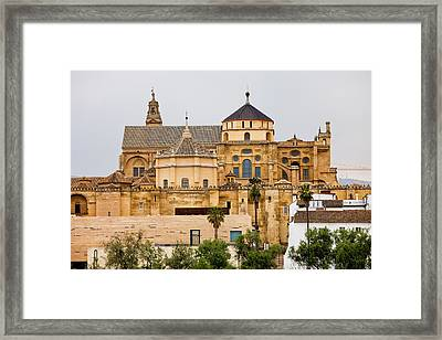 Mosque Cathedral Of Cordoba In Spain Framed Print by Artur Bogacki