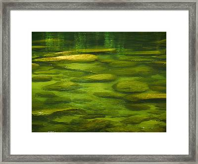 Framed Print featuring the photograph Mossman by Evelyn Tambour