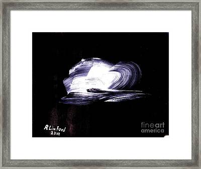 Most Expensive Truffle 330000 Honoring Stanley Ho 8 And My Trifling With Truffles Poem Framed Print by Richard W Linford