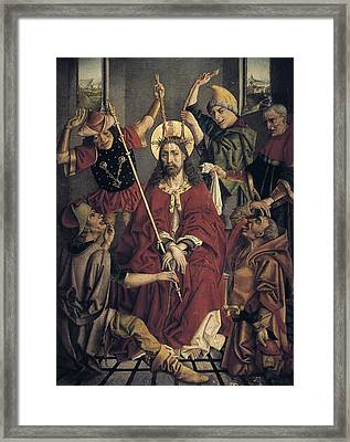 Mostaert, Jan 1470-1556. Ecce Homo. 1st Framed Print by Everett