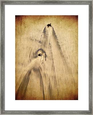 Mother And Child Framed Print by Emma Dunlavey