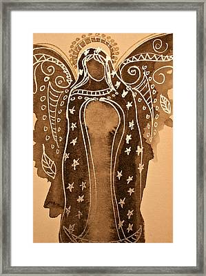 Mother Mary Guadalupe  Framed Print