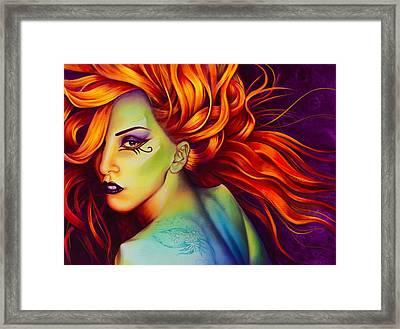 Mother Monster Framed Print