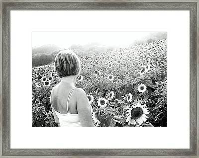 Mother Nature Framed Print by Dawn Vagts