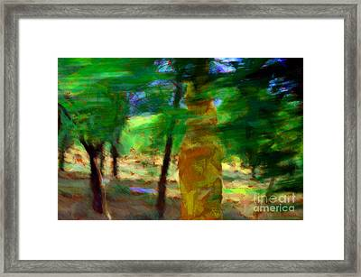 Mother Nature Framed Print by Morris Keyonzo