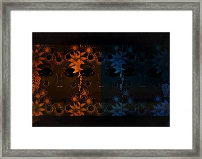 Mother Nature Framed Print