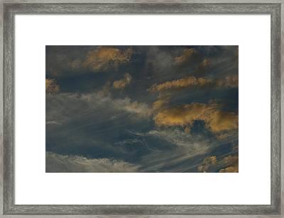 Mother Natures Art S-xix Framed Print