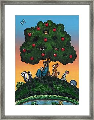 Mother Natures Son II Framed Print