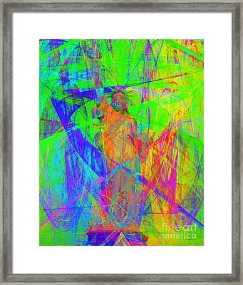 Mother Of Exiles 20130618m120 Framed Print by Wingsdomain Art and Photography