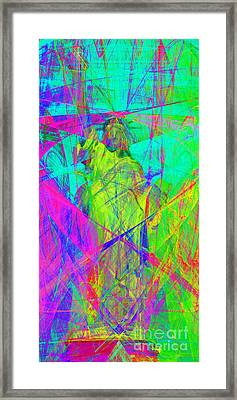 Mother Of Exiles 20130618m60 Long Framed Print by Wingsdomain Art and Photography