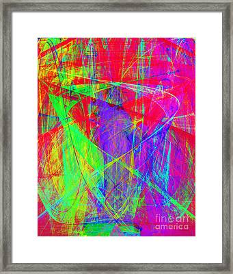 Mother Of Exiles 20130618p120 Framed Print by Wingsdomain Art and Photography