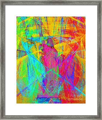 Mother Of Exiles 20130618p180 Framed Print by Wingsdomain Art and Photography