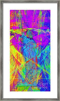 Mother Of Exiles 20130618p60 Long Framed Print by Wingsdomain Art and Photography