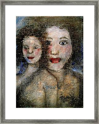Motherly Love Framed Print by Natalie Holland